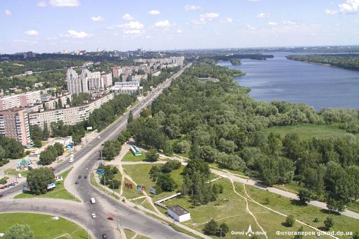 картинки днепропетровска набережная победы что