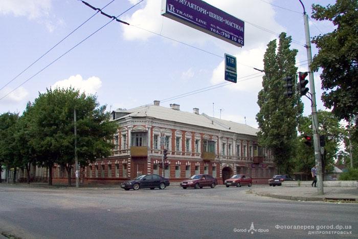 Перекресток просп. Калинина и ул. Щепкина