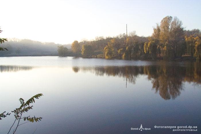 пос. Краснополье, пруд в северо-западной части пос.