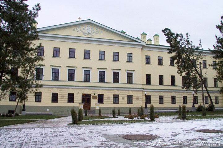 Главный корпус больницы им. Мечникова