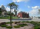 Смотровая площадка в парке Шевченко