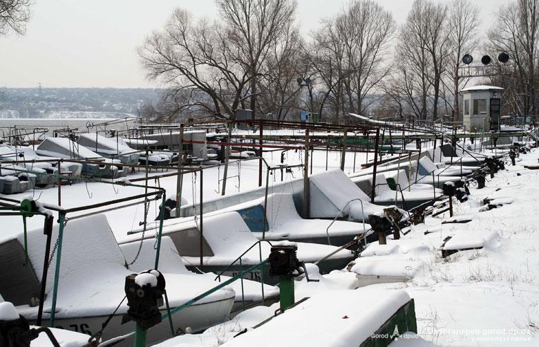 купить место на лодочной станции днепропетровск