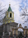 Свято-Николаевский храм, Новые Кайдаки