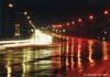 Центральный мост ночью