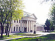 Дворец Студентов (быв. Потемкинский дворец) в парке Шевченко