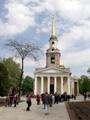 Вербное воскресенье в Преображенском Соборе