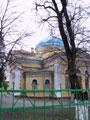 Трехсвятительская церковь, Старое Клочко