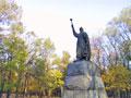 Памятник Богдану Хмельницкому в одноименном парке