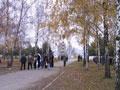 Сквер на Набережной. ж/м Солнечный