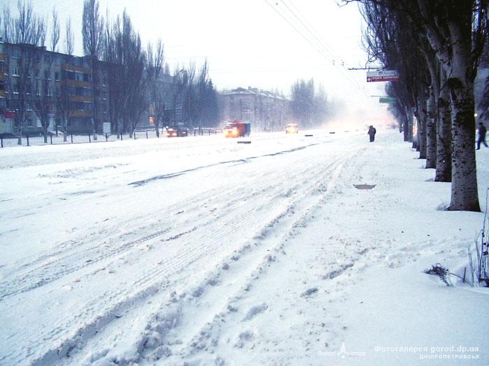 Зимища. просп. им. газ. Правда