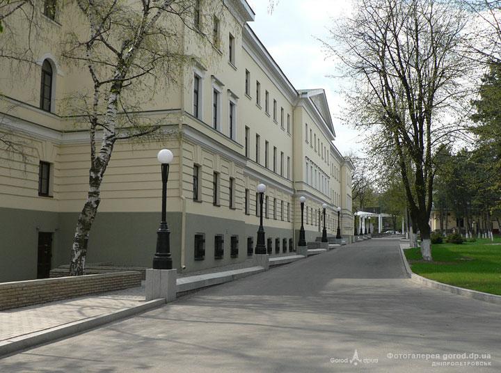 Областная больница им. Мечникова