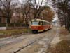 Трамвай на просп. Гагарина
