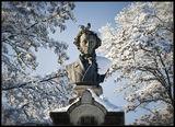 Пушкин и голуби