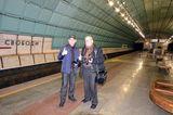 В метро Днепопетровска