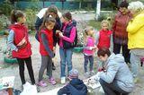 ярмарка детского творчества на Гидропарковой 9 г. Днепр при содействии депутата горсовета Начарьян Н