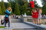 Фотографы и модели:)