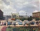 Днепропетровский железнодорожный вокзал