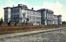 Коммерческое училище на Тюремной площади. Ныне здание Областного Совета