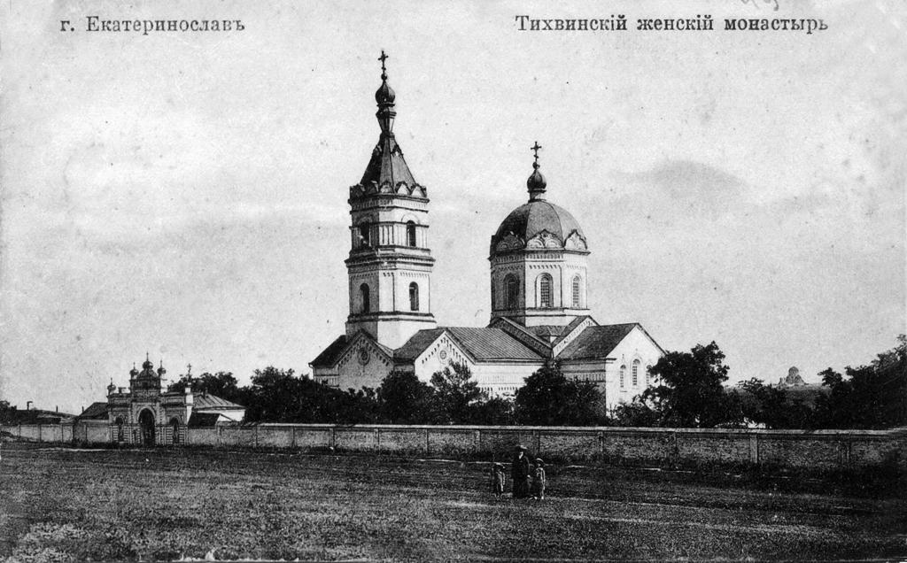 Тихвинский женский монастырь. Тихвинская церковь