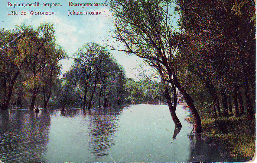 Воронцовский остров