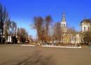 Петропавловка, церковь св.Петра и Павла в парке