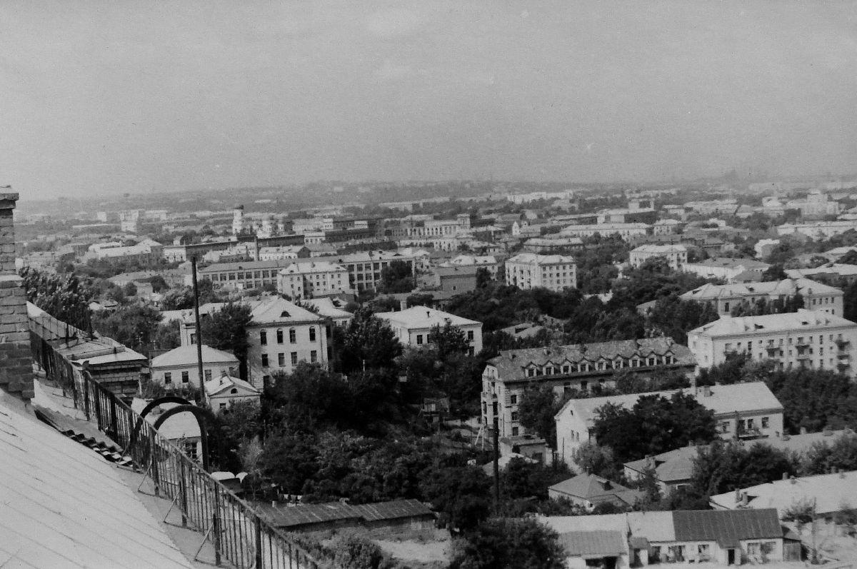 Центр города 60-70-е