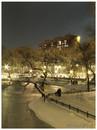 Зима в парке Глобы