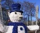 Ещё один забавный снеговик