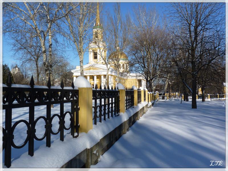 Преображенский собор, год: Январь 2010 (ID: 50074)Татьяна