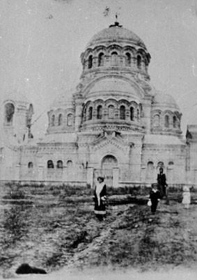 Вознесенская (Казанская) церковь