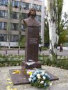 Памятник летчику М.С. Столярову