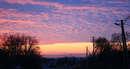 Закат у Петропавловке