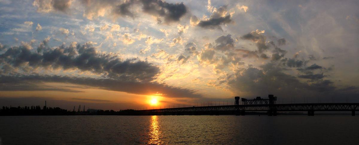 Рассвет 10 июня