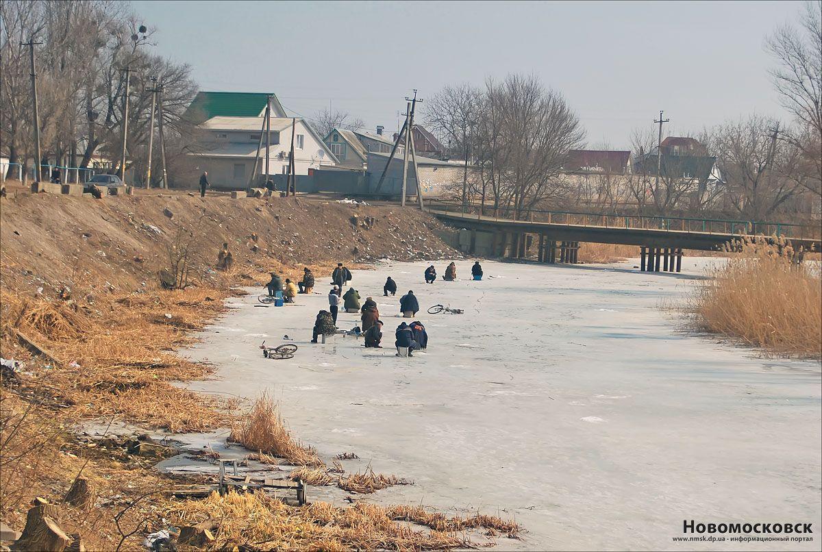 прогноз клева рыбы новомосковск днепропетровской