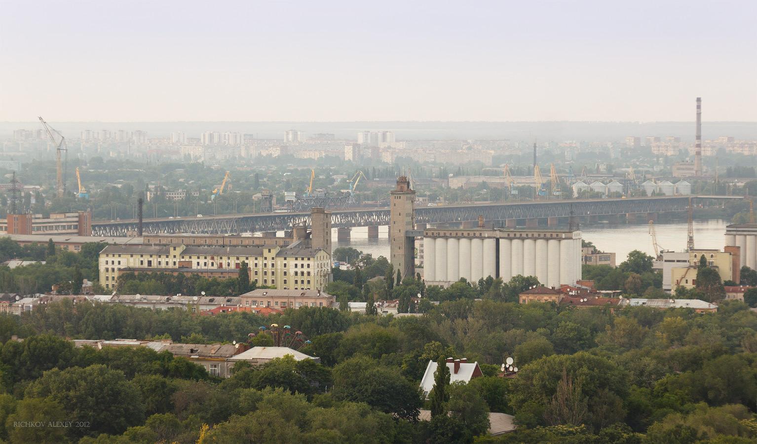 Старый Мост, Олейна и Левобережный
