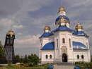 Храм в Орловщине