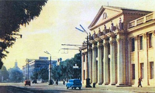 Площадь им. М. Горького