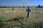 Старі Кодаки. Козацький цвинтар