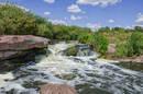Токовские водопады