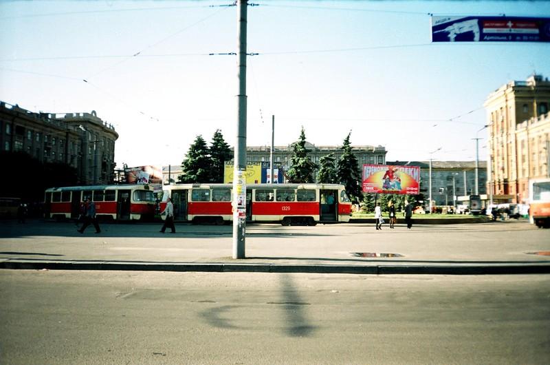 Днепропетровск, Вокзал