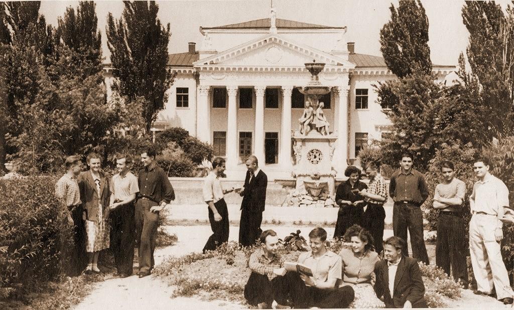 Дворец студентов 1955г