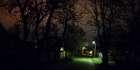 Тёщин Язык ночью