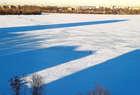 Тени на льду