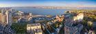 Панорама осеннего Днепра