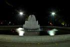 фонтан в сквере, пока еще, Ленина