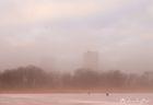 Свечки в тумане