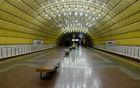 Фойе станции метро Металургов
