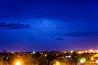 Ночная гроза над Приднепровском