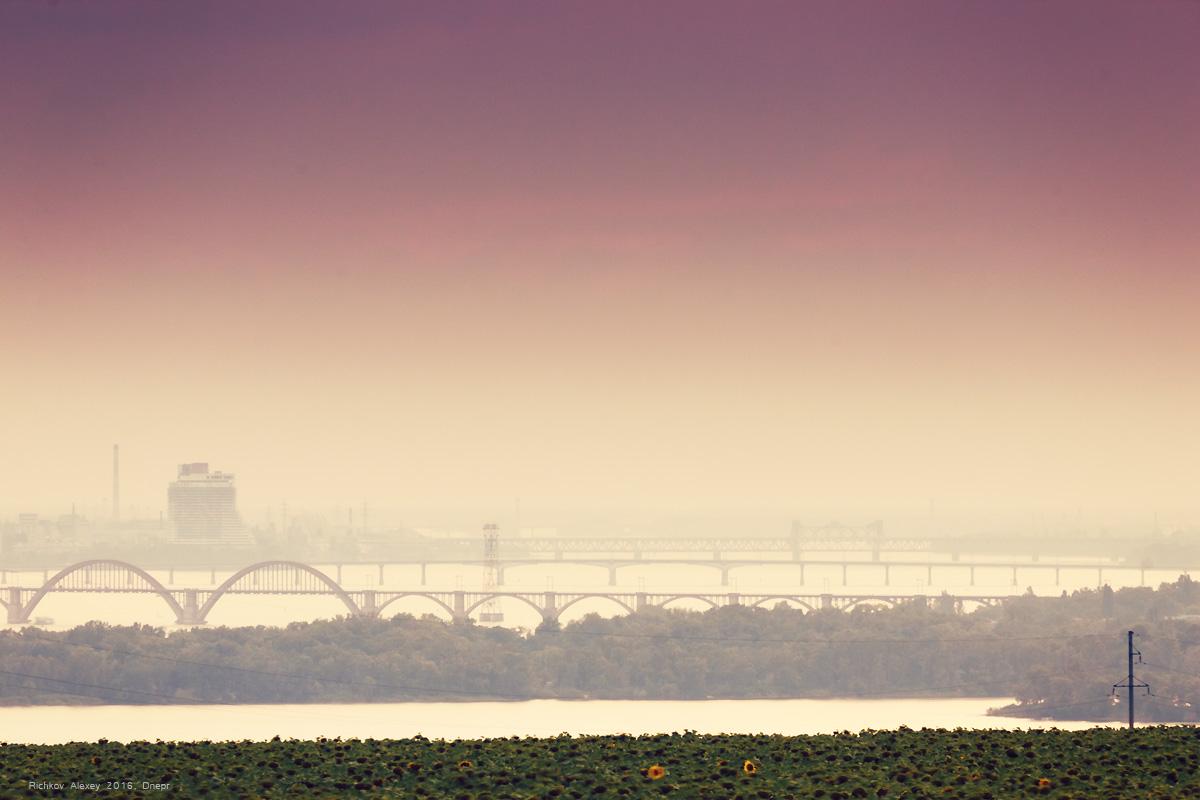 Мосты Днепра