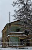 Заводская больница-открыта в 19 в. ,закрыта в 21